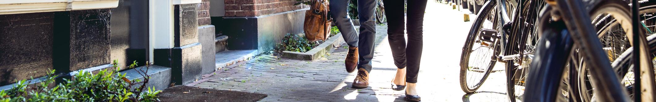 bewegen kantoor wandelen