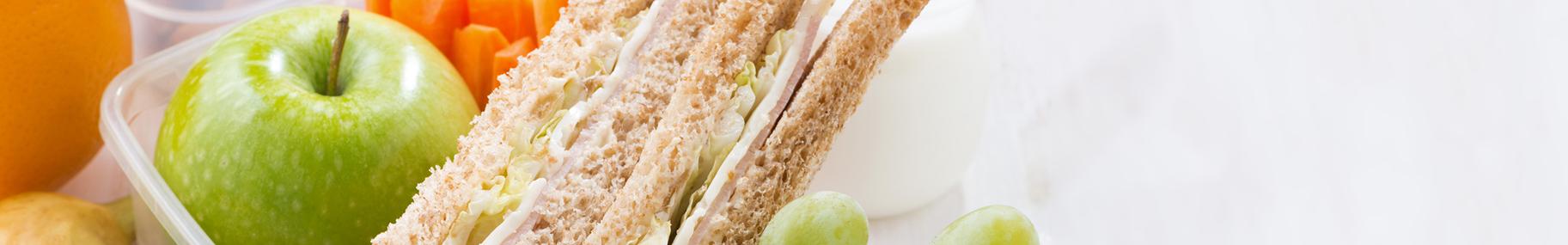 voeding lunch gezond werk